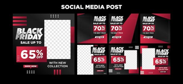 Social media post fashion sale