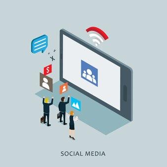 Social-media-technologie