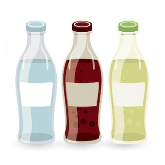 Soda einfaches element