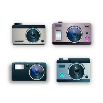 Sofortige kamera-sammlung