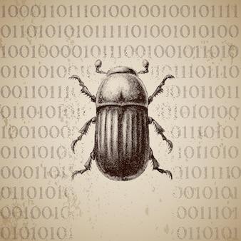 Software-fehler, der binärcode bricht