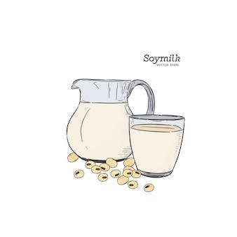 Soja milch