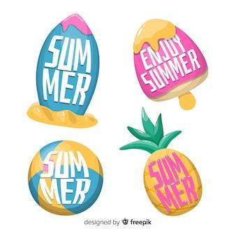 Sommer-label-kollektion