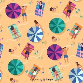 Sommer-musterkollektion