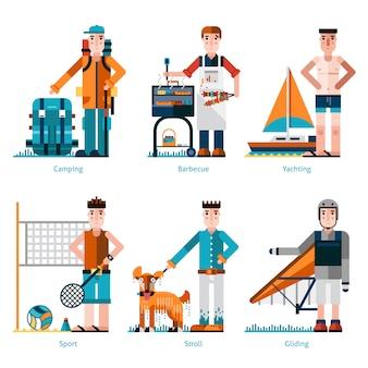 Sommer-rest-icons