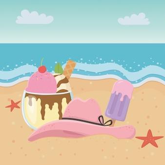 Sommer- und ferienelemente