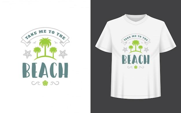 Sommer zitat oder sprichwort kann für t-shirt, tasse, grußkarte, fotoüberlagerungen verwendet werden