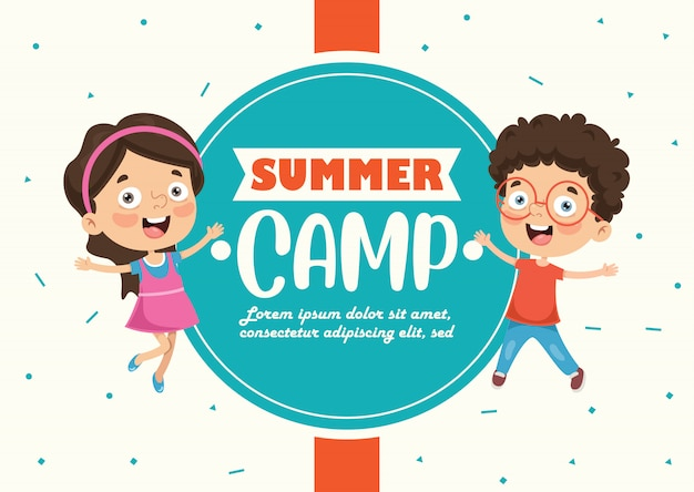 Sommercamp kinder