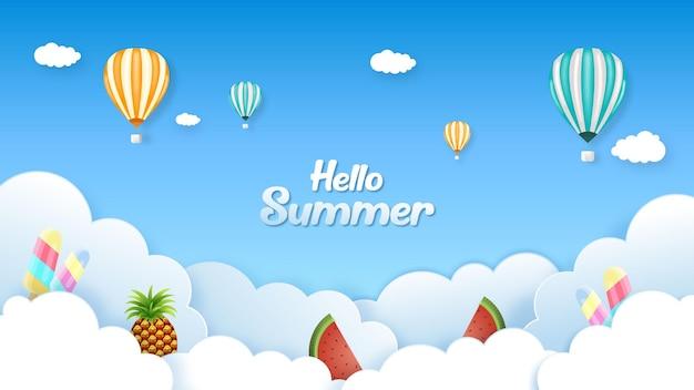 Sommerdesign