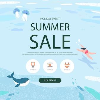 Sommerevent banner