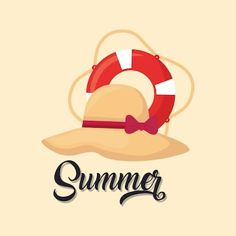 Sommerferien design