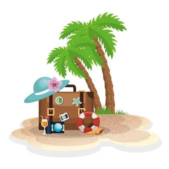 Sommerferien stellen ikonen ein