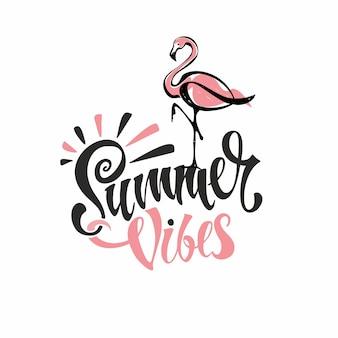 Sommergefühl Premium Vektoren