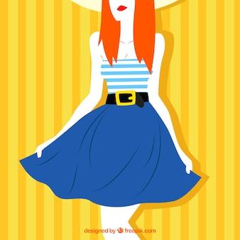 Sommerkleidung