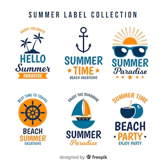Sommerlabel collectio