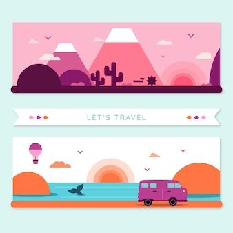 Sommerreise banner