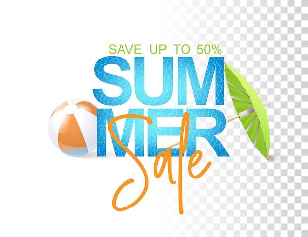 Sommerschlussverkauf vorlage