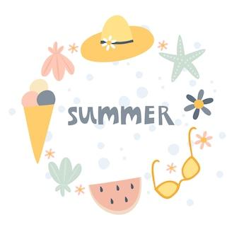 Sommerzeug