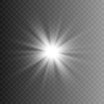 Sonne, lichtstrahlen
