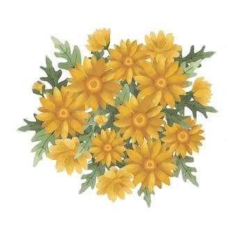 Sonnenblumenhochzeitseinladung