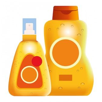 Sonnenbräuner kosmetikprodukte