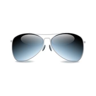 Sonnenbrille vektor isoliert