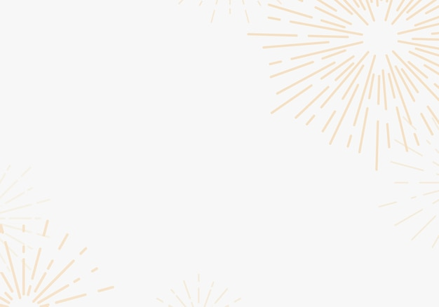 Sonnendurchbruchhintergrunddesign im weißen vektor