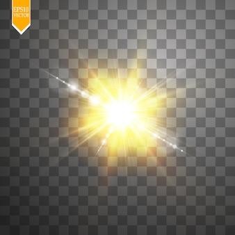 Sonnenlicht spezial linseneffekt lichteffekt