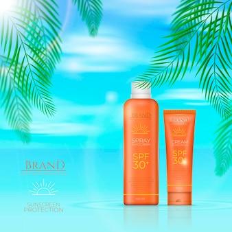 Sonnenschutzschutz kommerziell