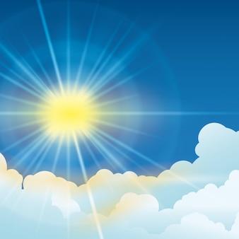 Sonnenstrahlen design.