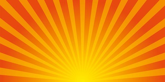 Sonnenstrahlen hintergrund.