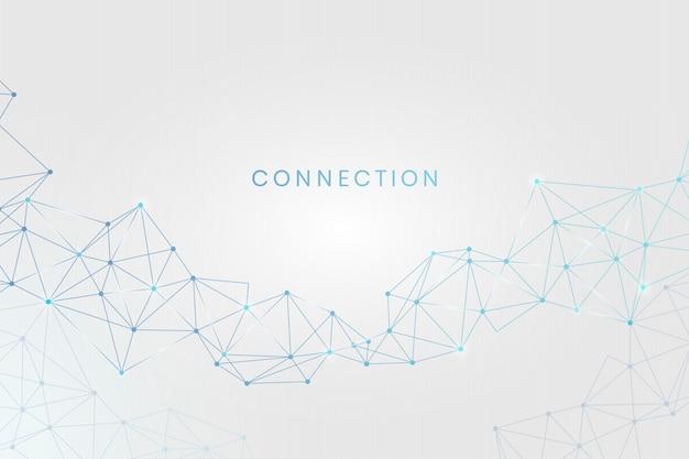 Soziale netzwerkverbindung
