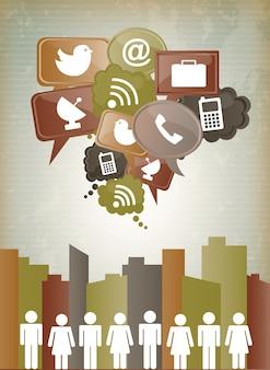 Soziales netzwerk