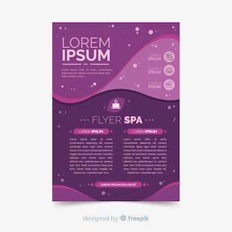 Spa-broschüre