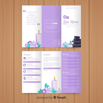 Spa trifold-flyer