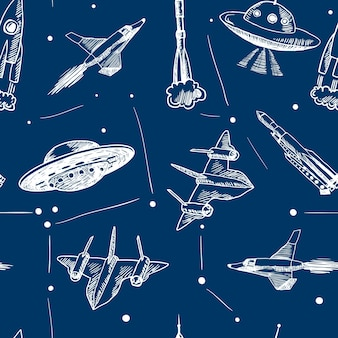 Space pattern design