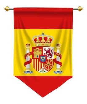 Spanien wimpel