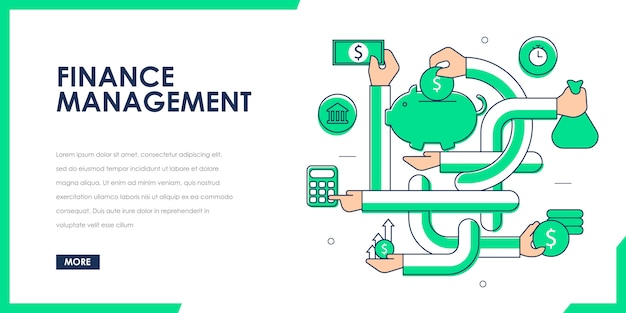 Spar- und finanzmanagement