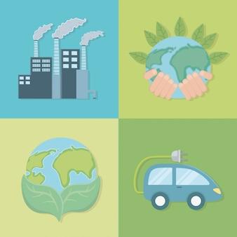 Sparen sie energie und ökologie