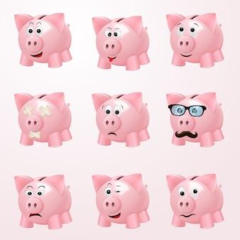 Sparschwein emotionen