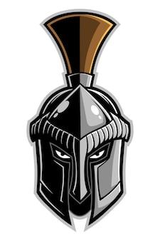 Spartanischer helm
