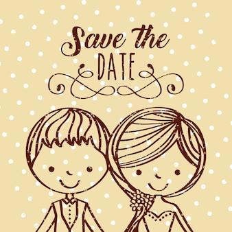 Speichern sie das datums-special