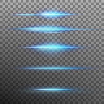 Spezieller lichteffekt, streulicht, lichteffekt.