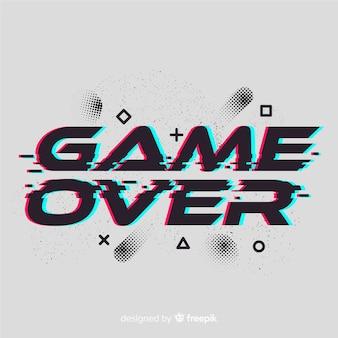 Spiel ist aus