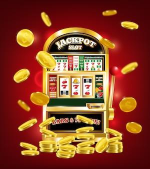 Spielautomat poster