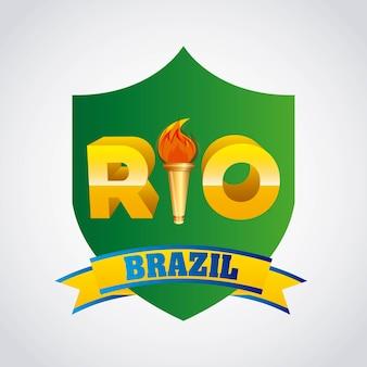 Spiele rio design