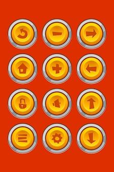 Spielset-symbole