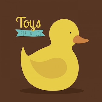 Spielzeug vector