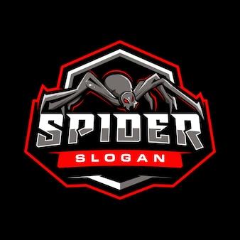Spinnen-gaming-abzeichen