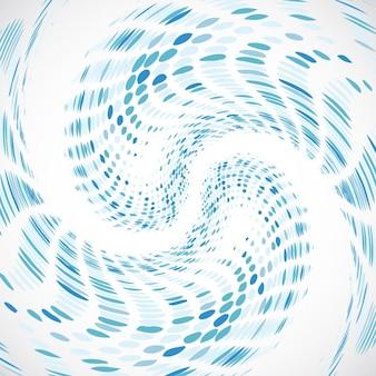 Spiralform hintergrund